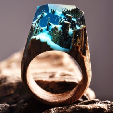 Forest in a ring