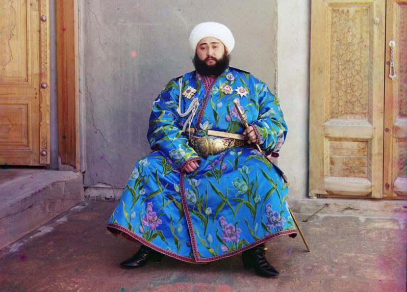 Mir Sayyd Muhammad Alim Khan